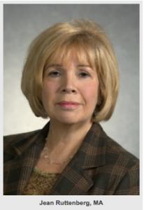 Jean Ruttenberg, MA
